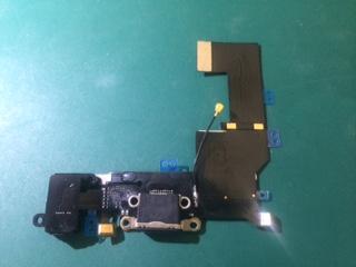 iPhone5sドックコネクタ交換部品