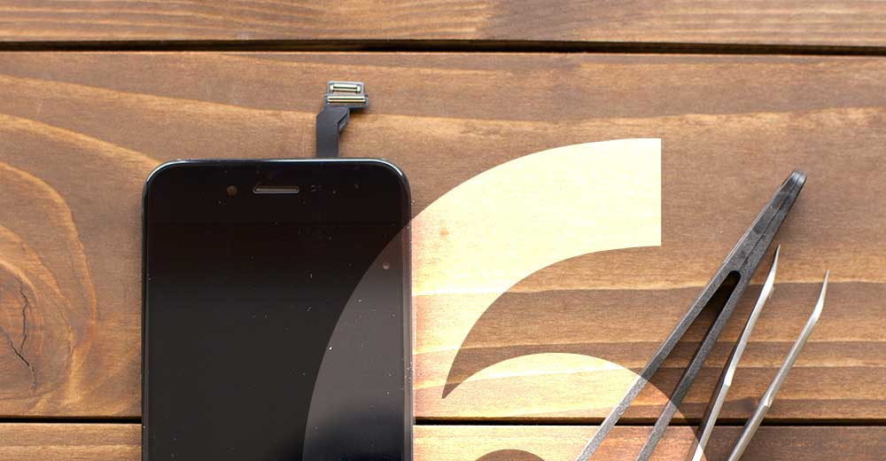 iPhone6修理案内